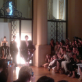 Iris fashion haute couture