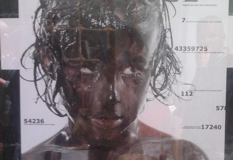 Art photo exhibition