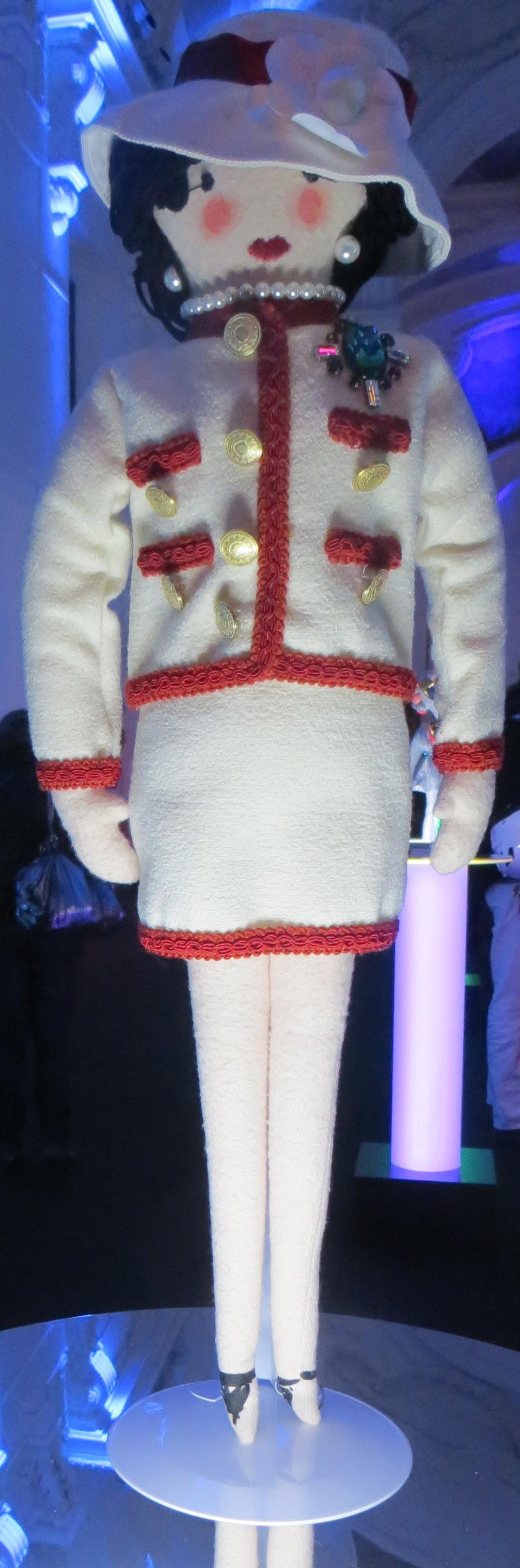 Chanel doll 2012