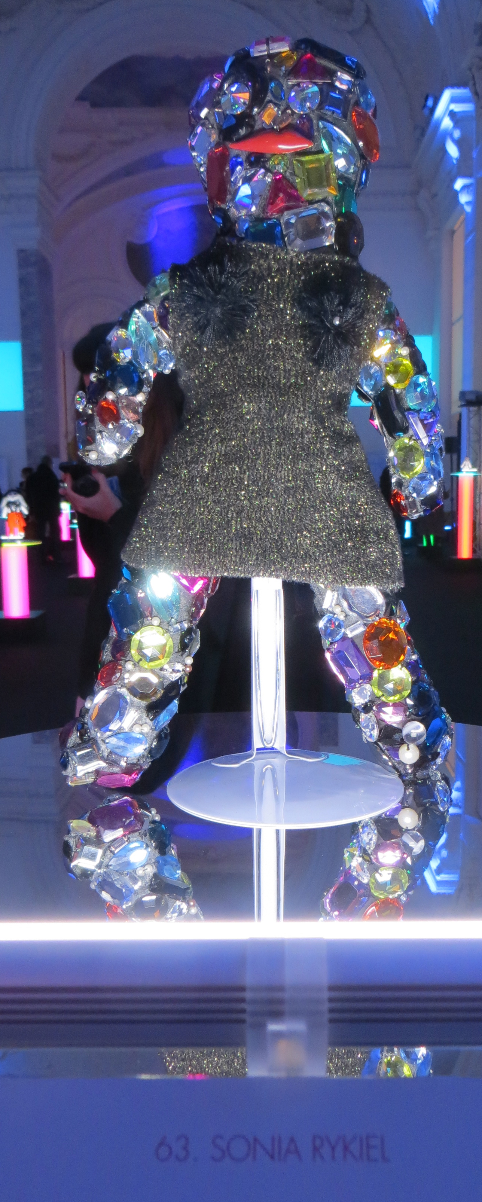 Sonia Rykiel doll 2012