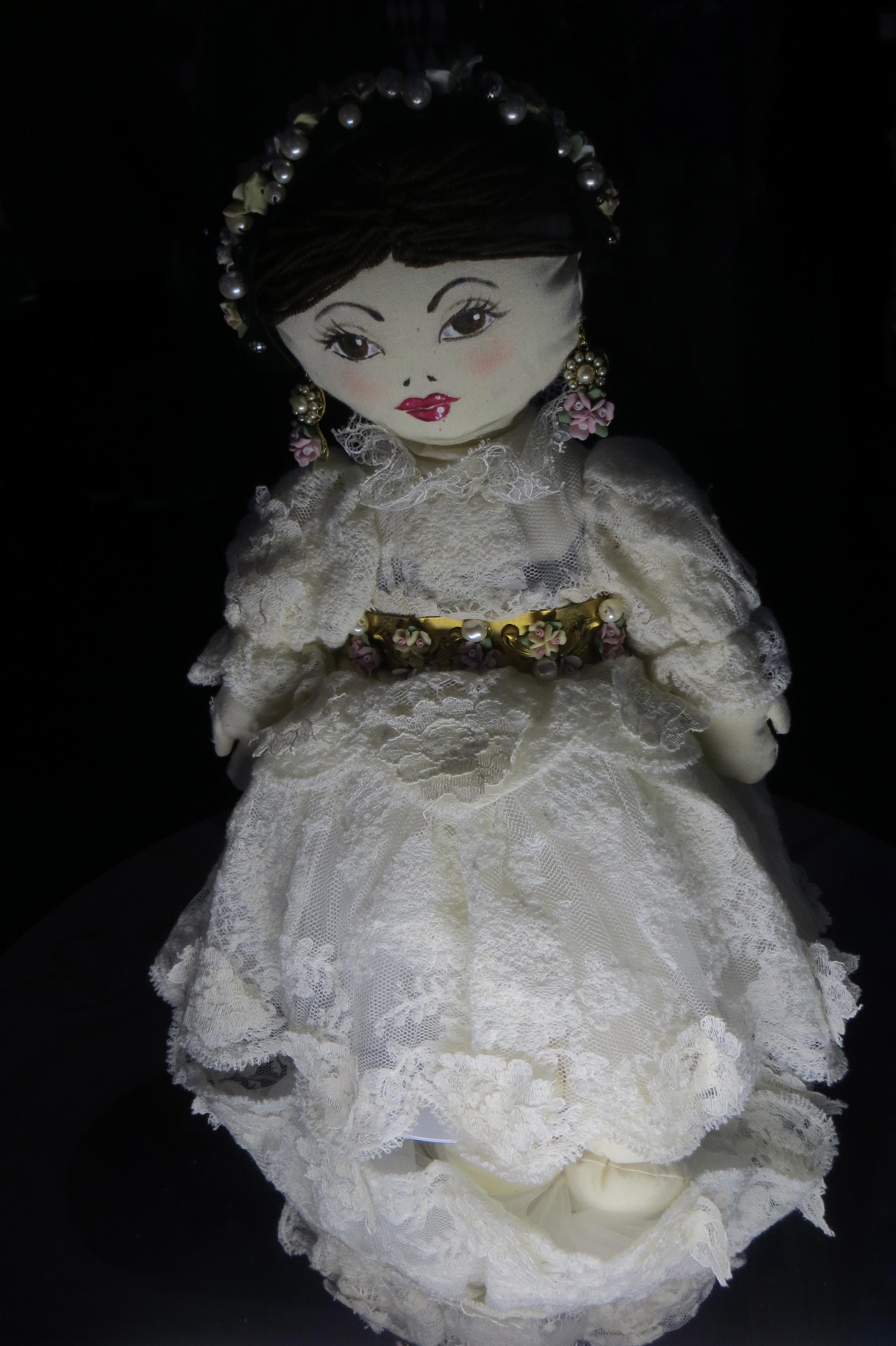 Dolce & Gabbana doll 2012