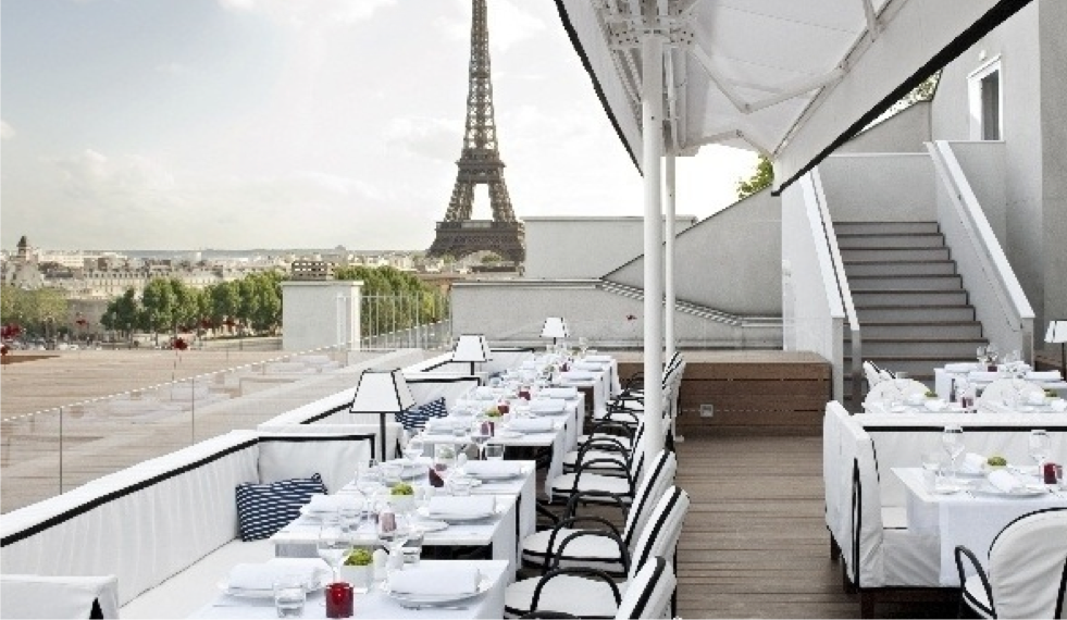 Maison blanche a gastronomic restaurant