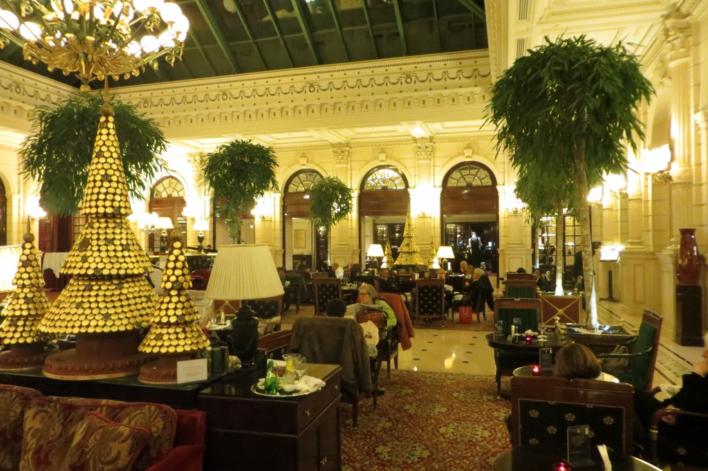 InterContinental Le Grand´s bar