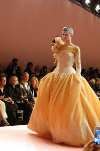 Alexis Mabille, Haute Couture show 2013