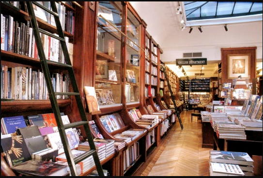 best english bookstore paris