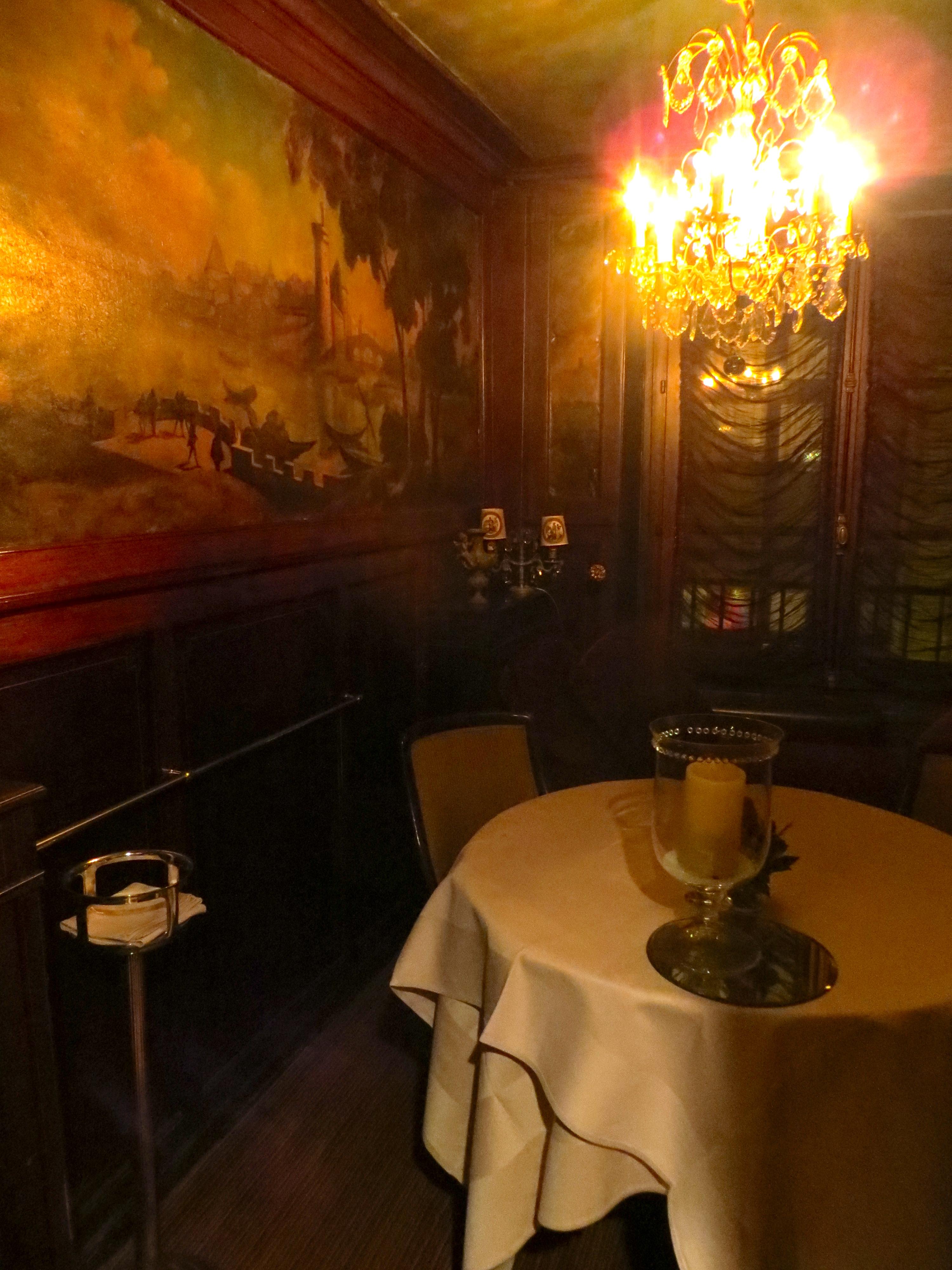 Laperouse, A gastronomic restaurant