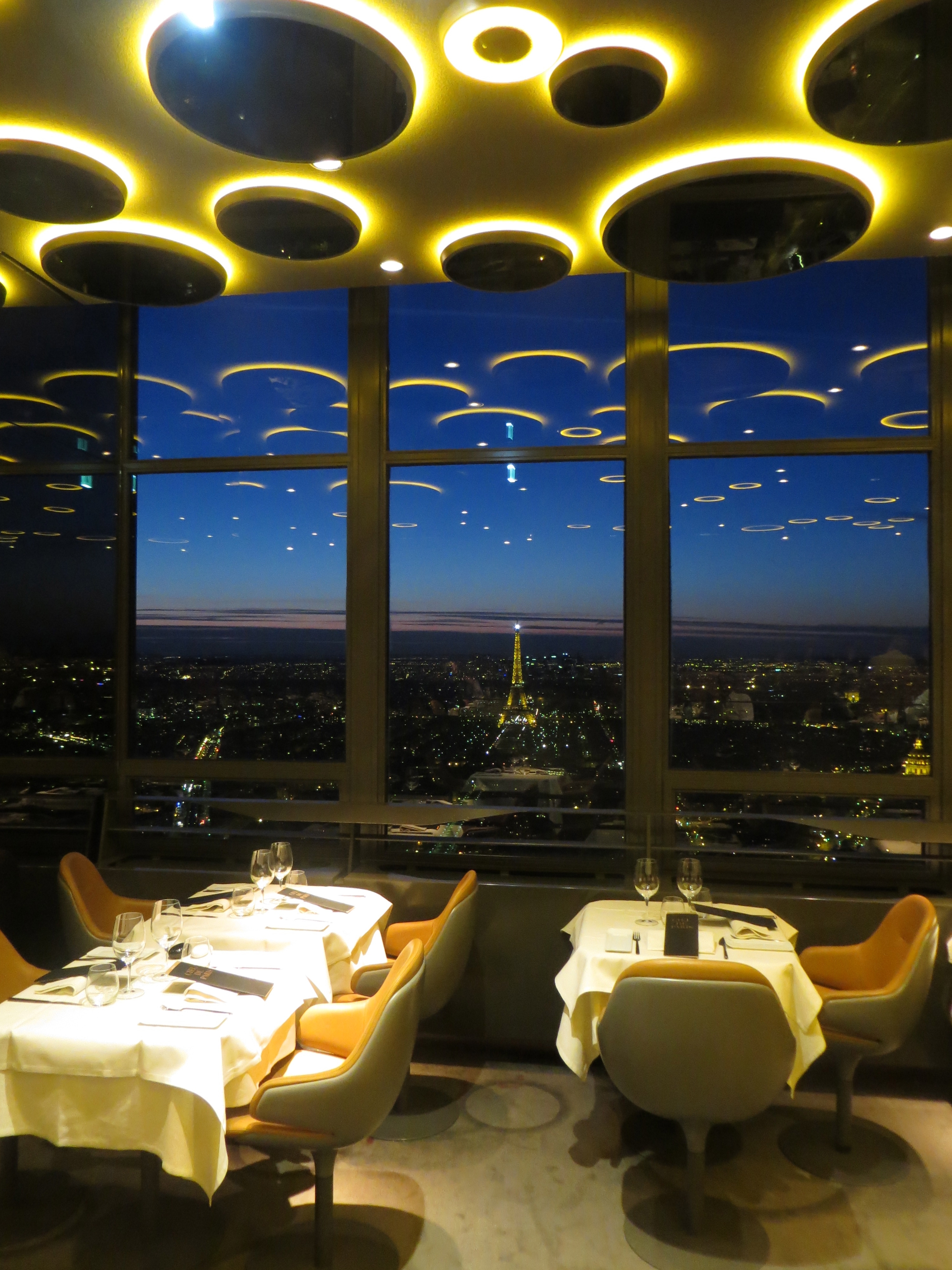 Restaurant Le  Montparnasse  Paris