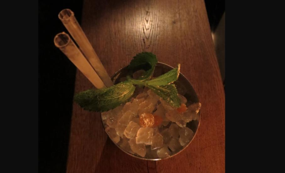 Cocktail bar paris