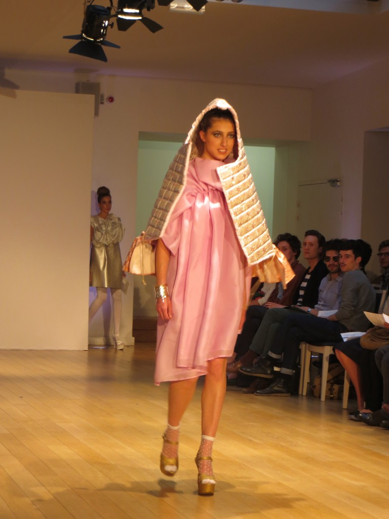 mod´art International fashion school in Paris 2013