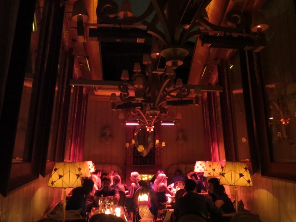 Kong, Costes Restaurant in Paris