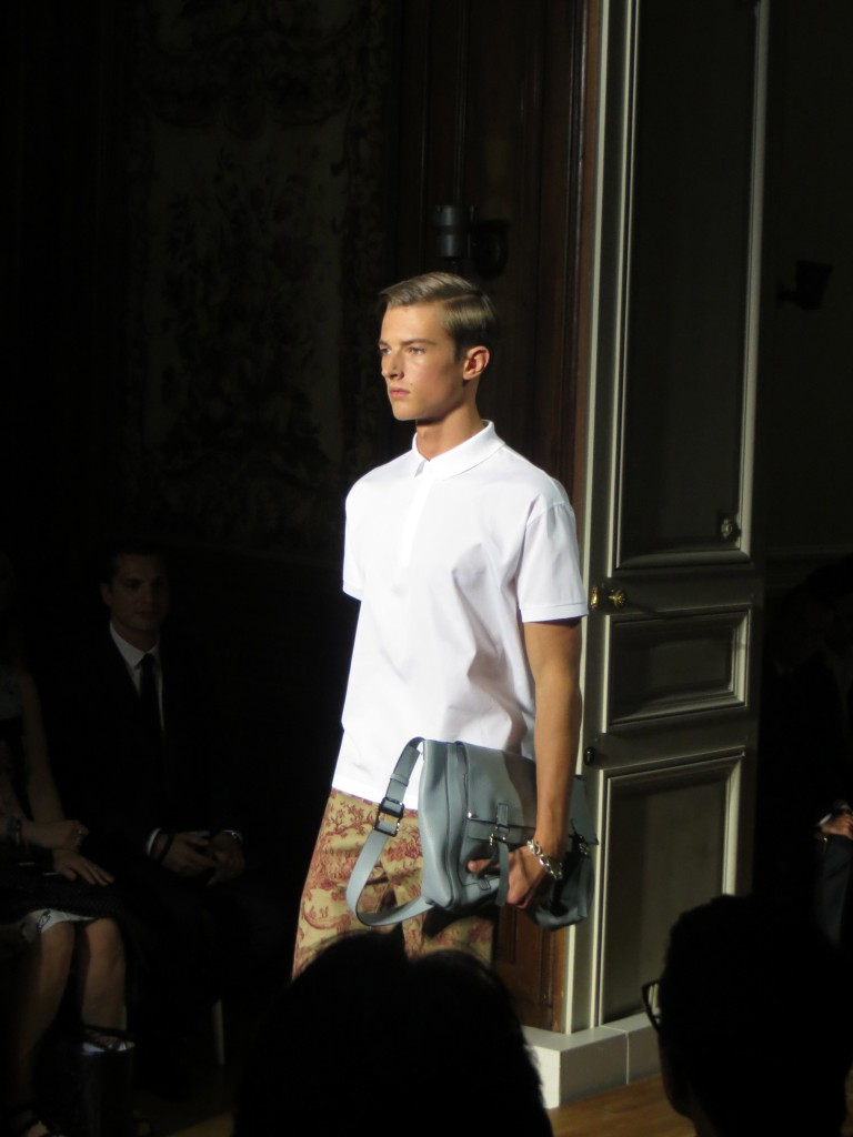 Valentino Men´s Wear SS14 in Paris