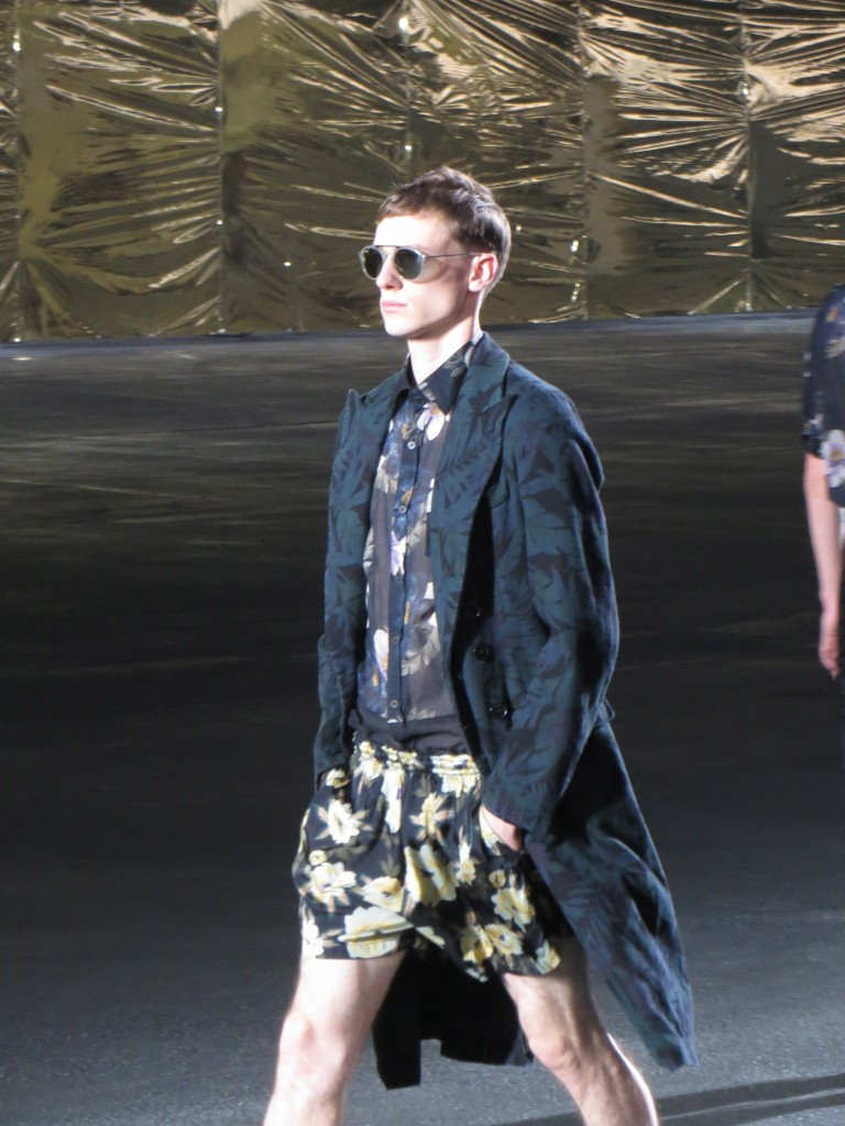 Dries van Noten Mens Wear SS14
