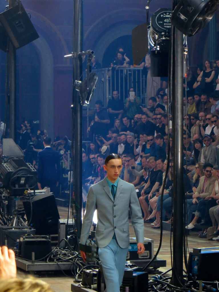 Lanvin Menswear SS14 in Paris