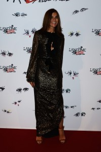 Carine Roitfeld at Lanvin party - picture by stylite