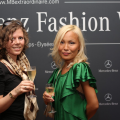 Mercedes Benz fashion party