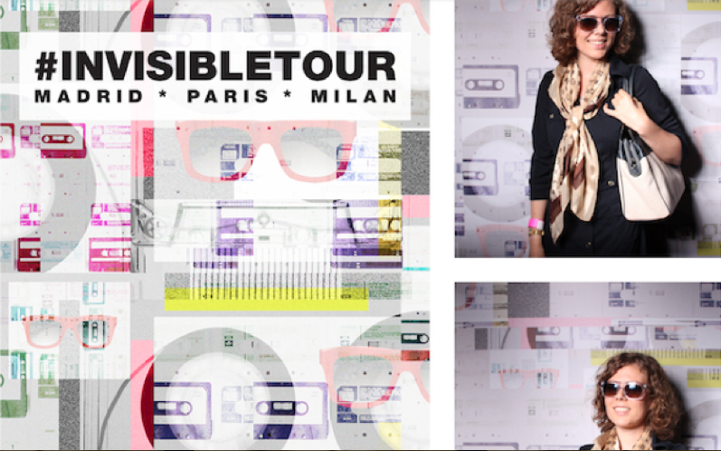 Invisible tour Marc Jacobs paris