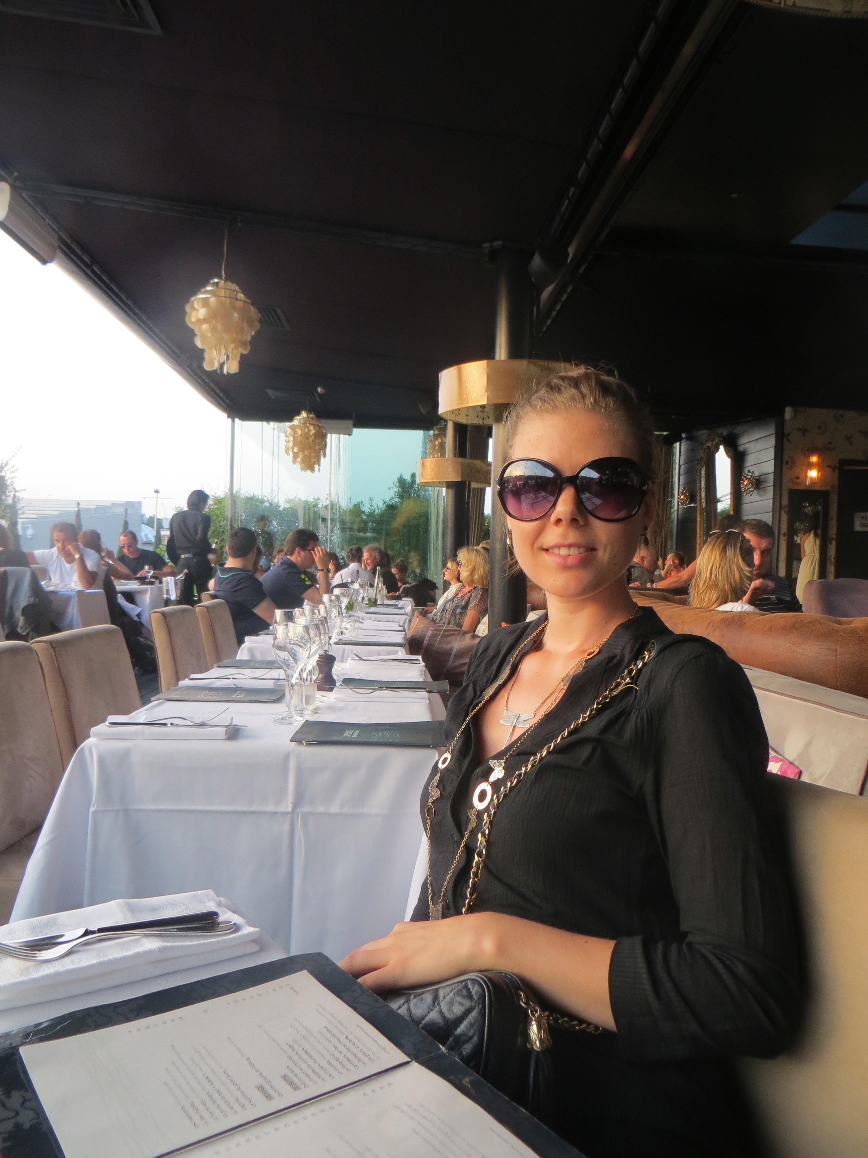 La Plage Parisienne - Restaurant Paris