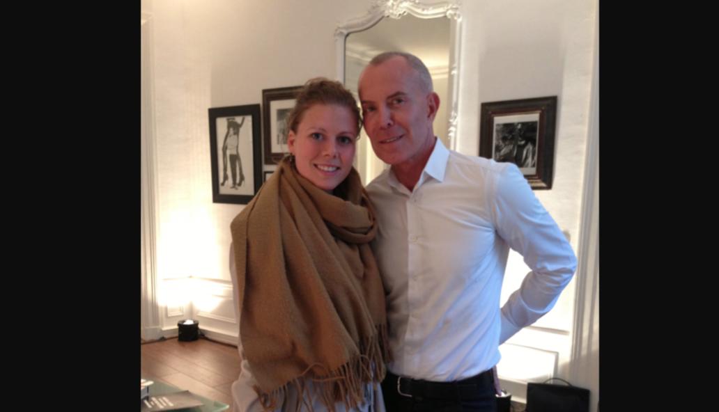 Famous fashion designer paris