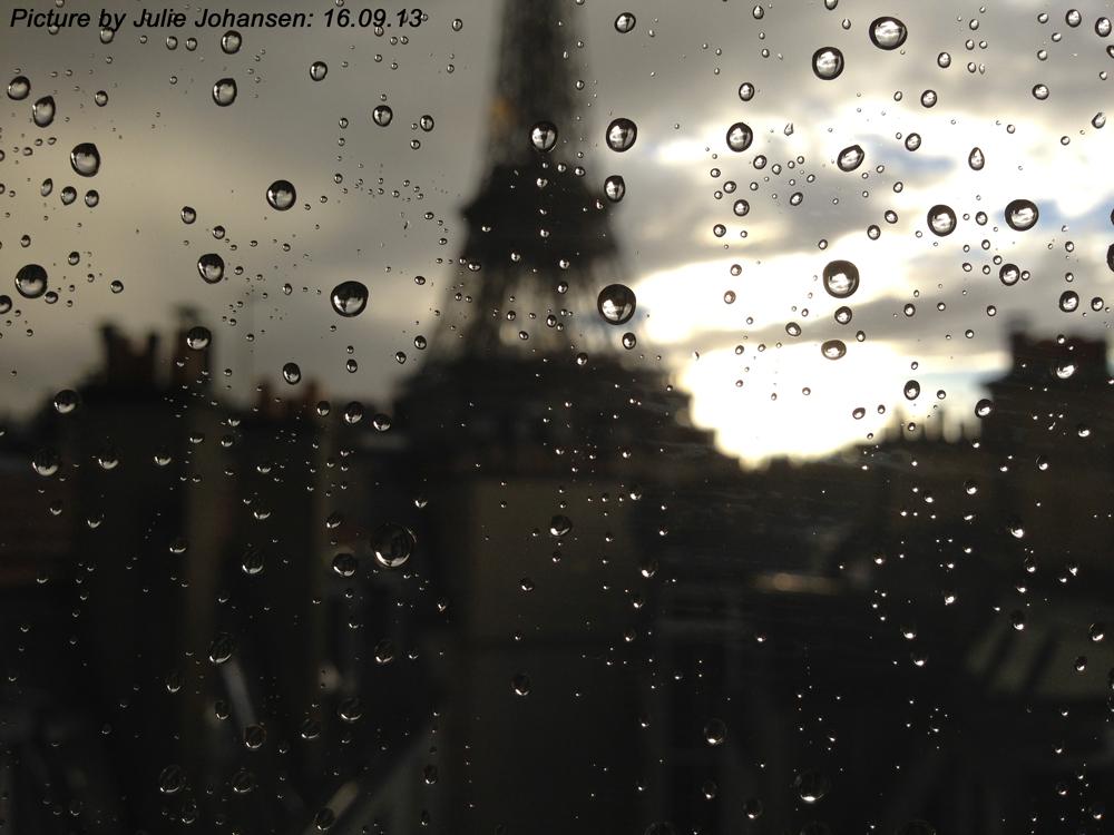 Eiffeltower - picture by Julie Johansen