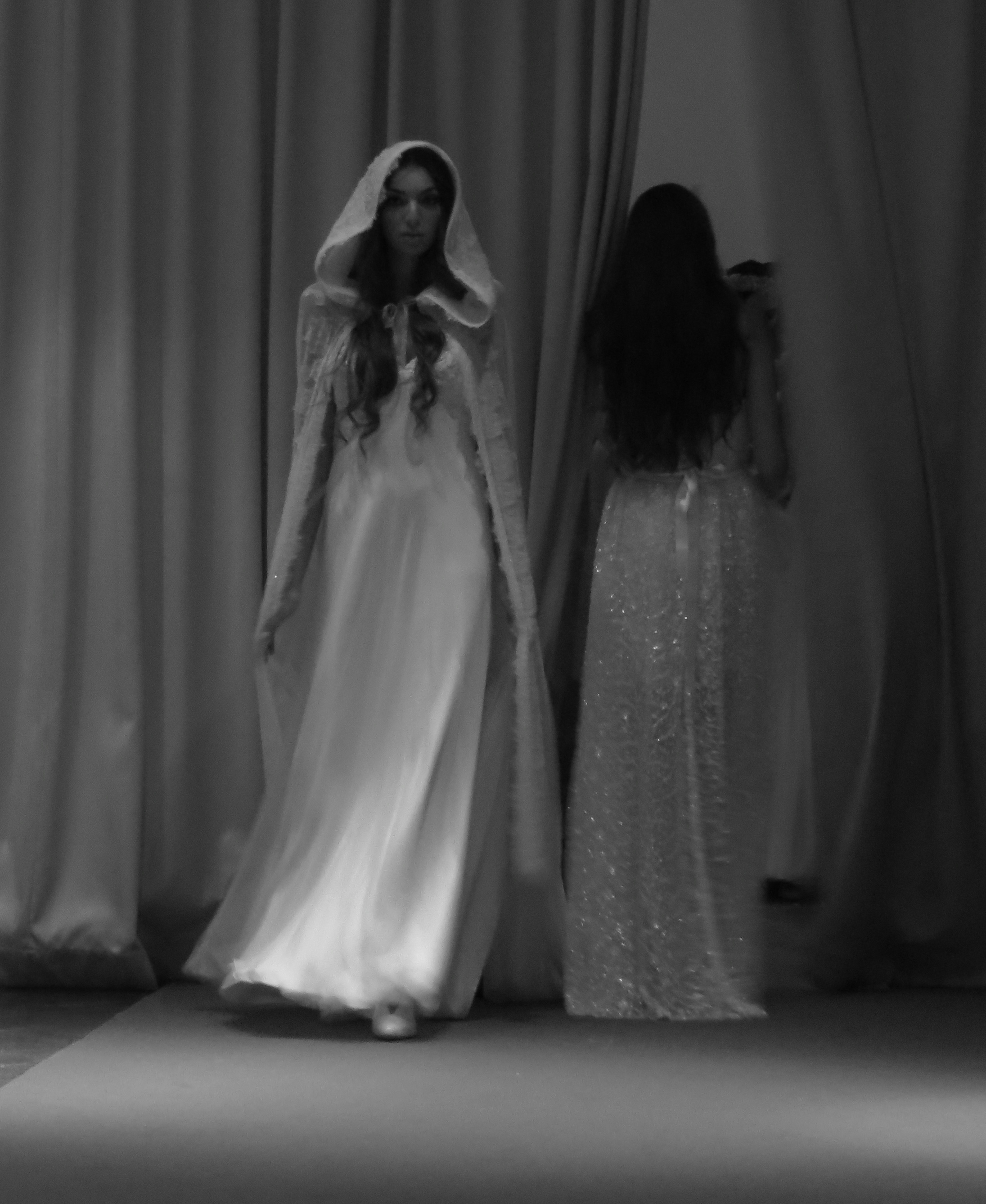 Fanny Liautard´s Haute Couture wedding dress collection at Standard