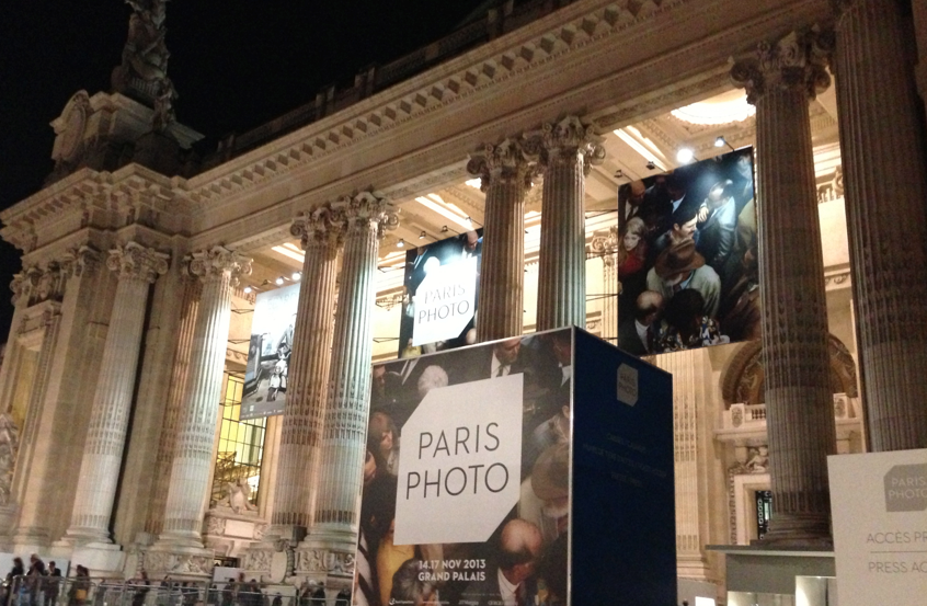 Paris photo exhibition