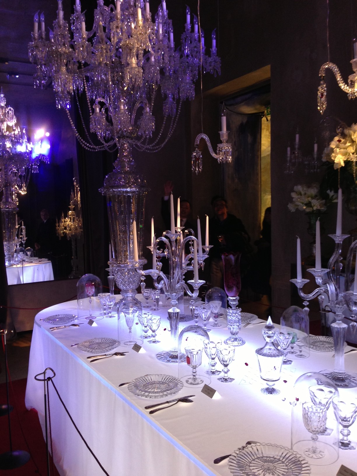 Agent Luxe Luxury In Paris Baccarat 250 Years