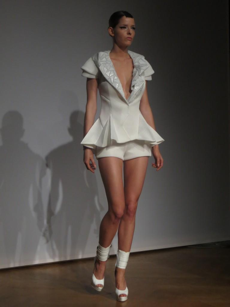 On Aura Tout Vu, Haute Couture Spring Summer 2014
