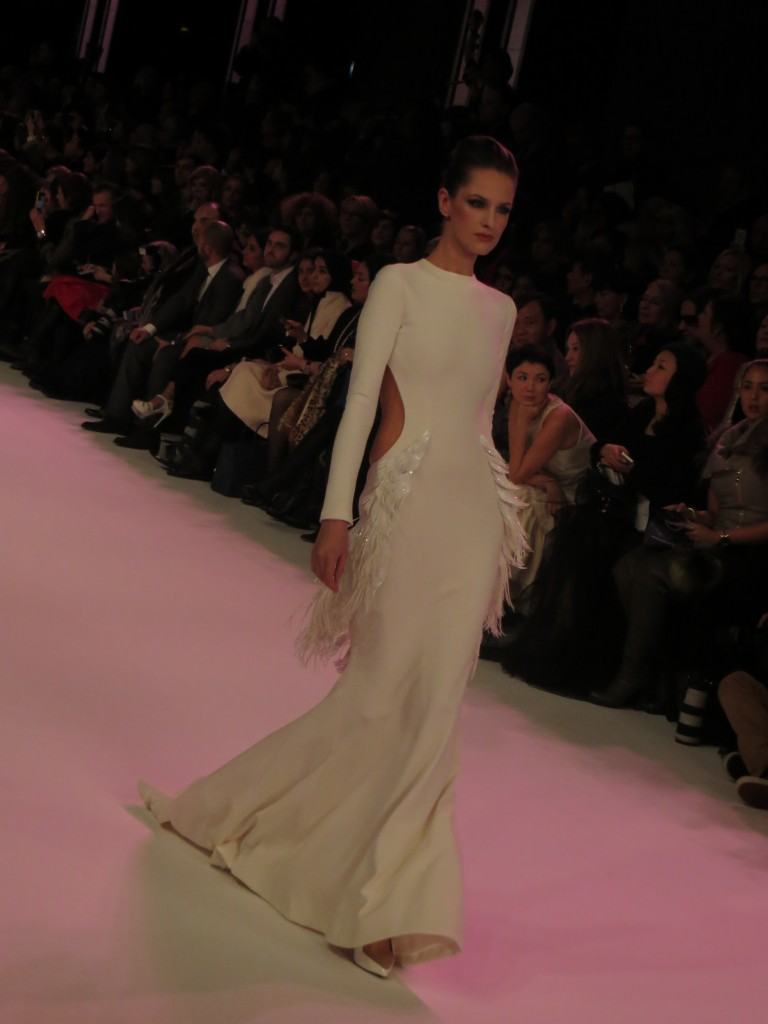 Stéphane Rolland Haute Couture Spring Summer 2014