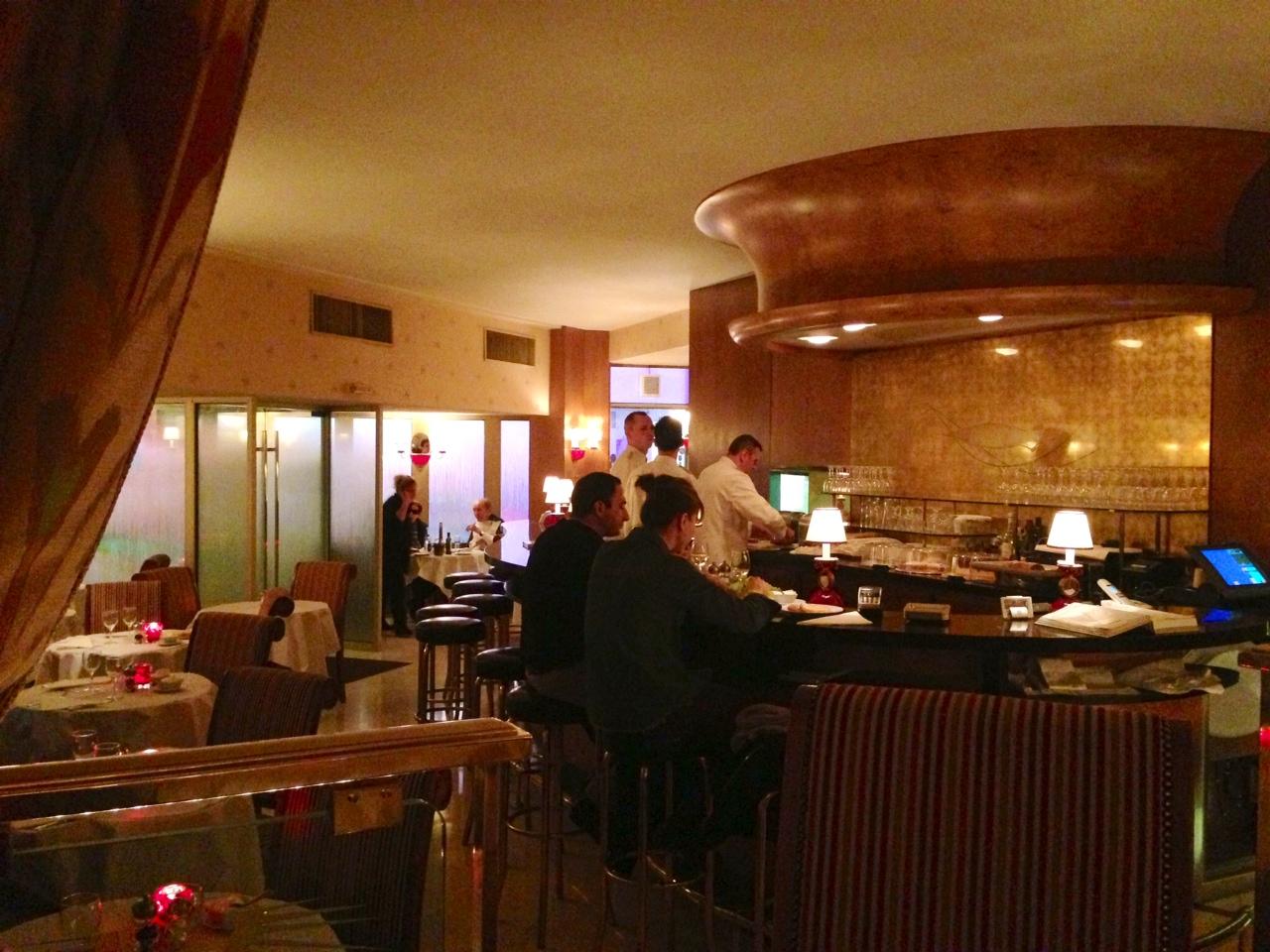 Restaurant la maison du caviar agent luxe blog - Maison du caviar paris ...