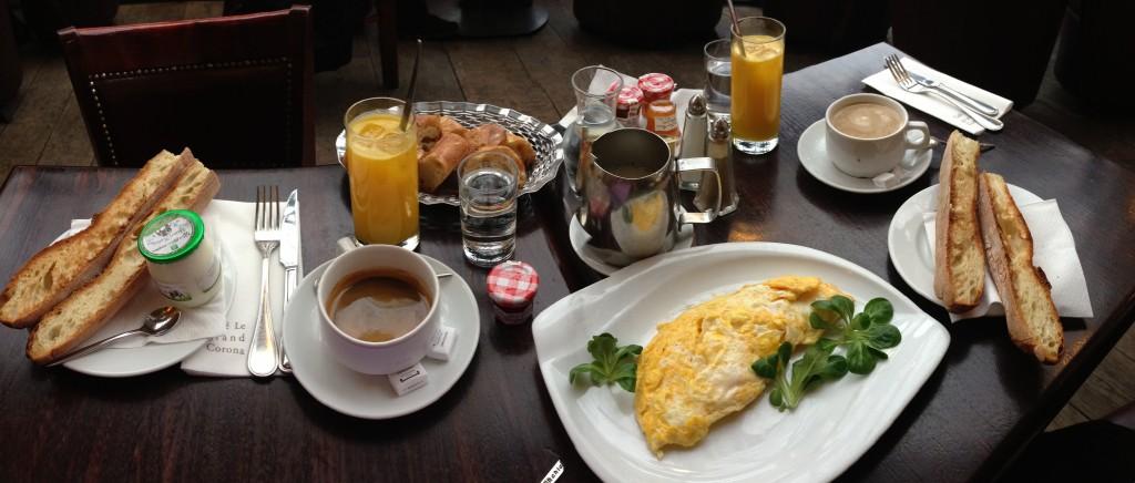Café le grand corona