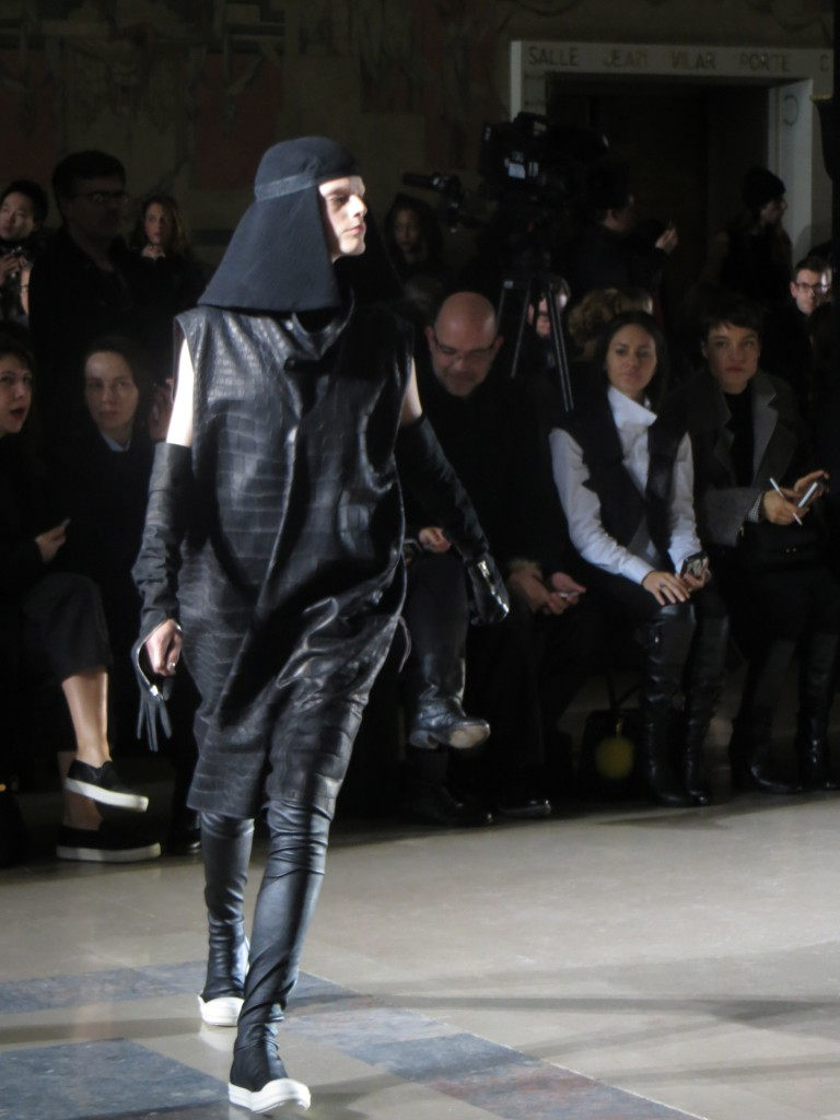 Rick Owens Womanswear 2015