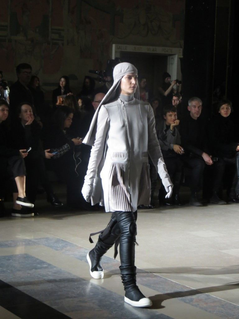 Rick Owens womenswear Fall Winter 2014/ 15