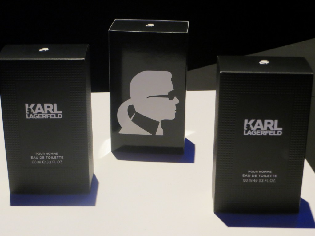 KARL LAGERFELD´S NEW FRAGRANCE