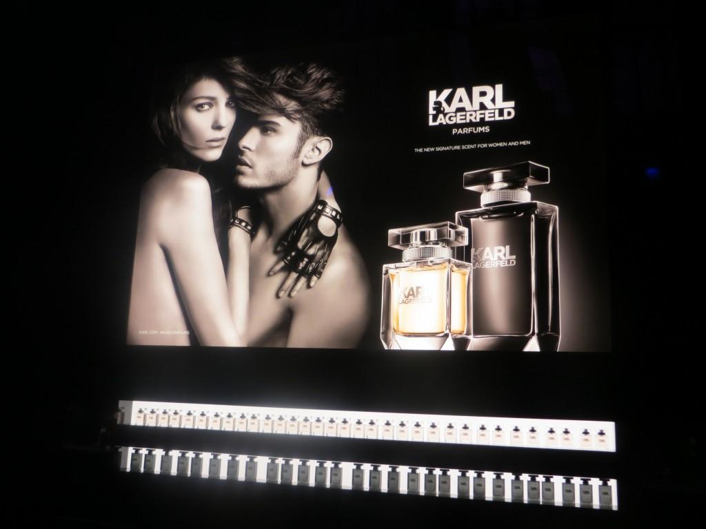 Karl Lagerfeld´s new Eau de Toilette 2014
