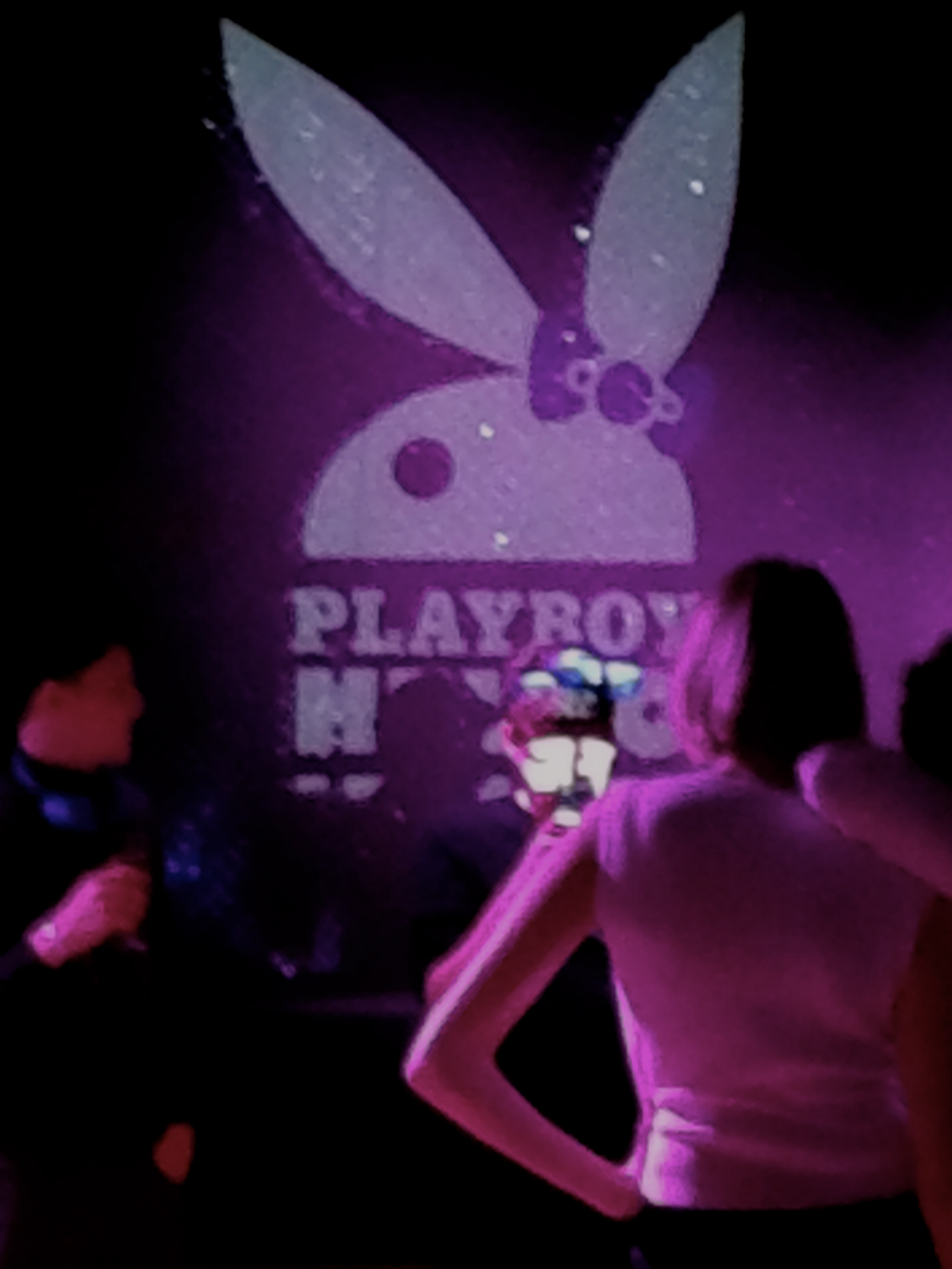 colette x playboy party at crazy horse agent luxe blog