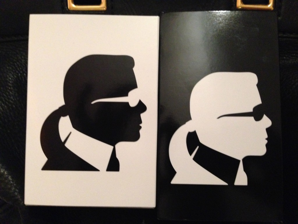 Karl Lagerfeld new fragrances 2014 party