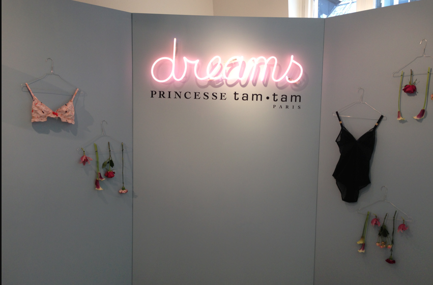 princesse tam tam underwear