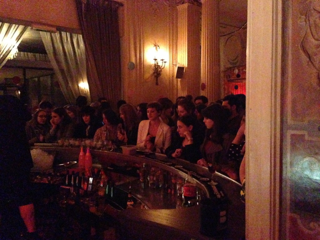 Exception mag cocktail party at Carmen in Paris