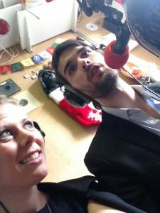 Julie Johansen in DTC Radio