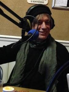 Jean Louis Aubert and Julie Johansen in DTC Radio