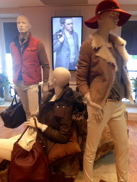 Massimo Dutti Fall Winter 2015 collection