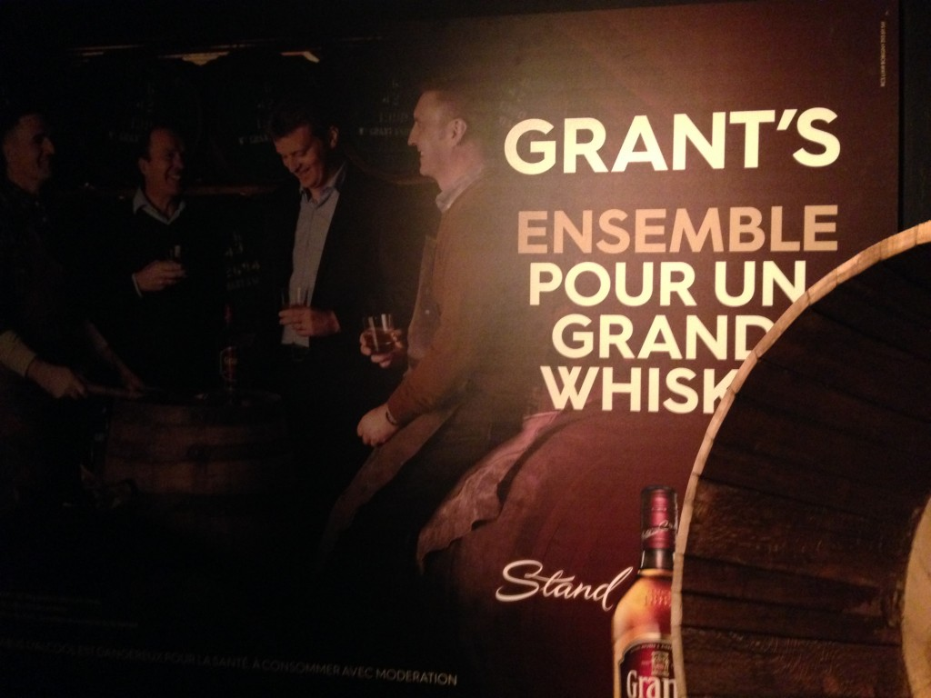 Blendologie by Grant's whiskey tasting