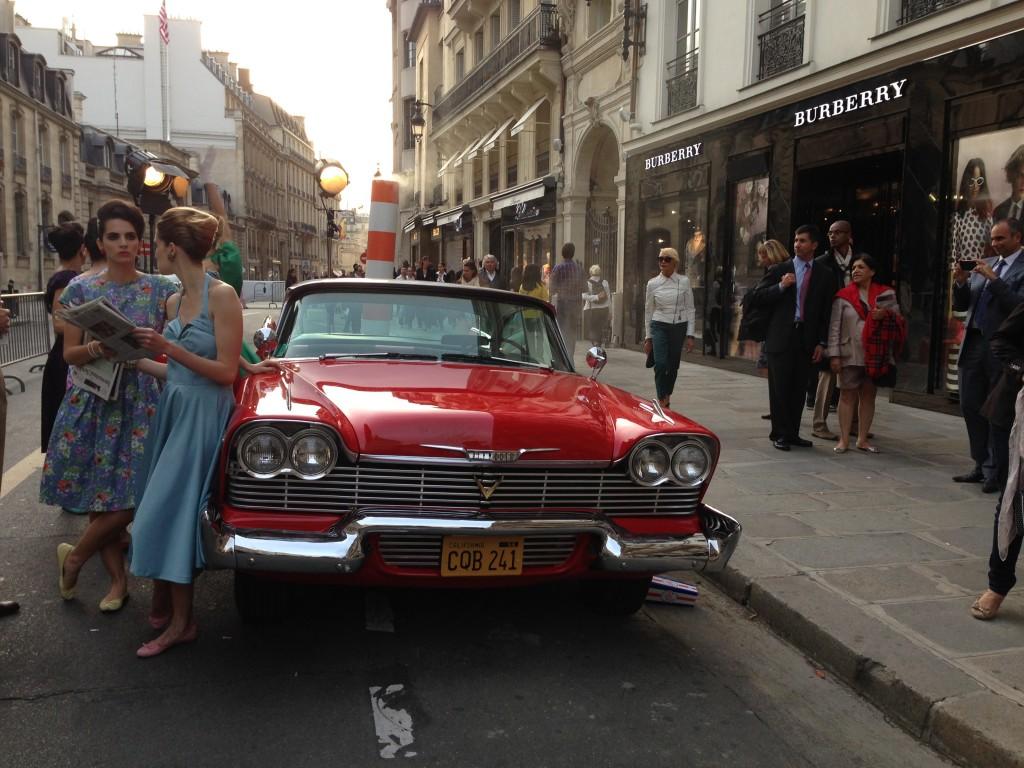 Summer time 2014 Paris