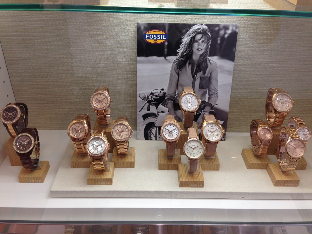 Fossil Group News 2014