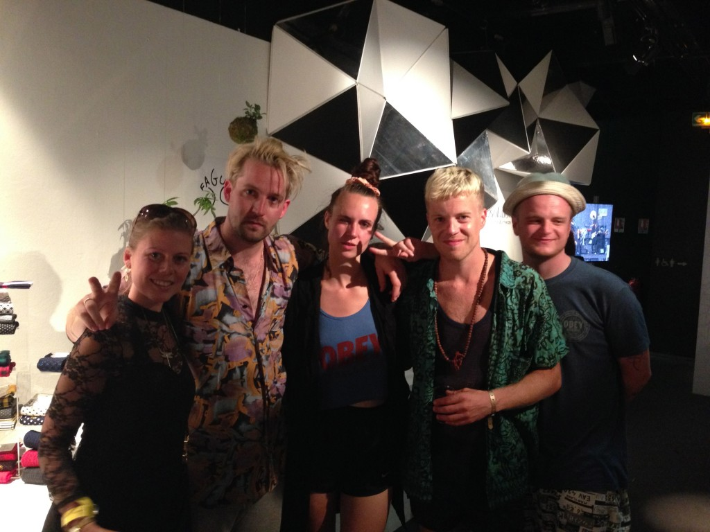 MØ at fnac festival in Paris