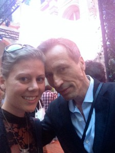 Michael wincott in paris