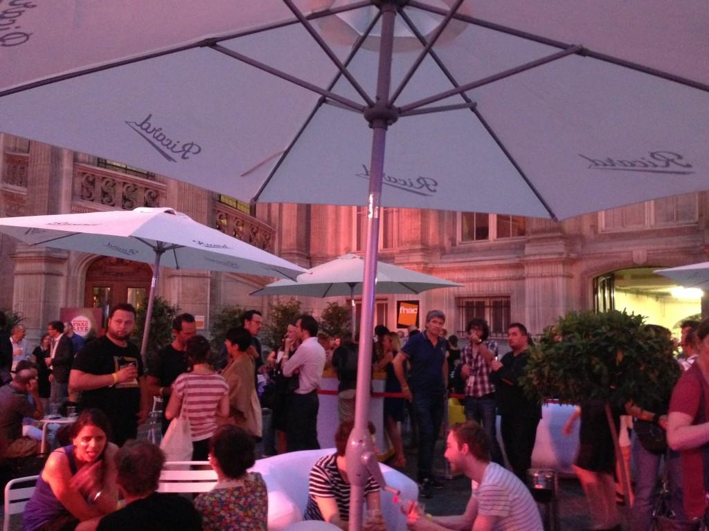 FNAC Concert in Paris