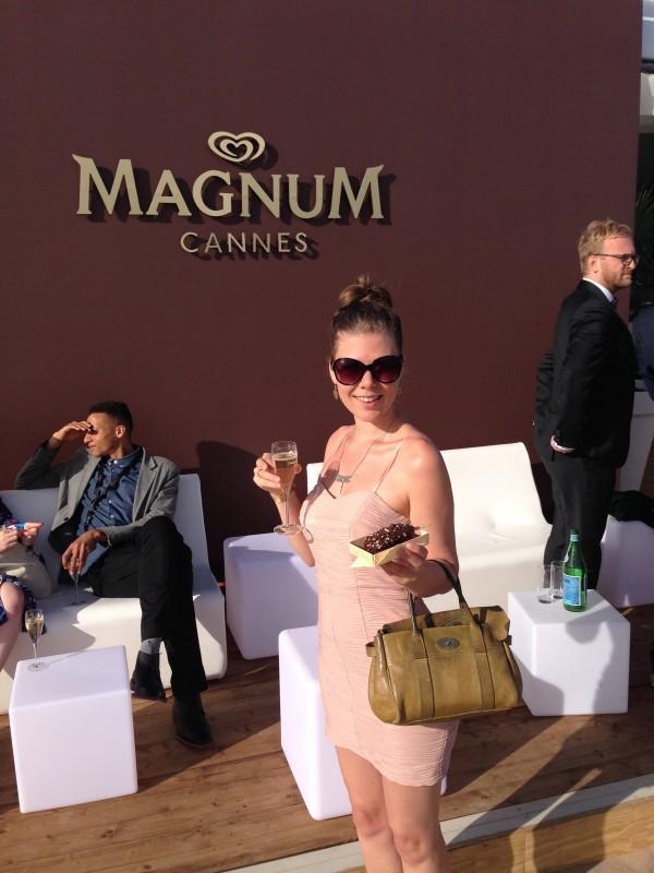 annes, magnum, icecream, event