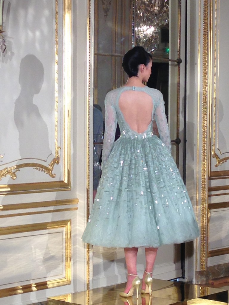 Rami al ali haute couture show in paris