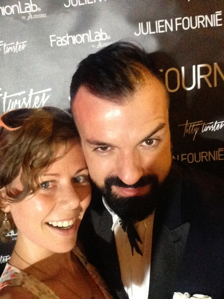Julien Fournie haute couture after party